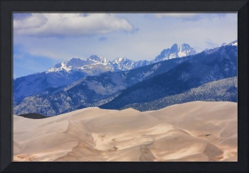 The Great Sand Dunes Color Print 45