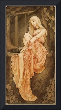 Art Nouveau: The Wish