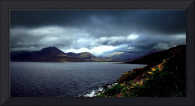 Elgol to the Dark Cuillins. 1280x640