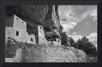 Cliff Palace and Sky