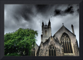 St John's Church Cardiff South Wales