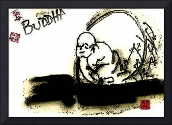 Buddha in Circle
