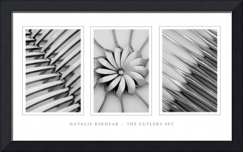 The Cutlery Set by Natalie Kinnear