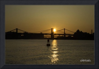Sunrise on the East River