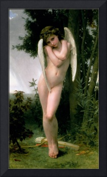 Cupidon, 1891, by William-Adolphe Bouguereau
