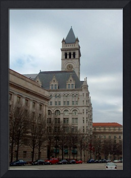 Old 3 Post Office in Washington DC