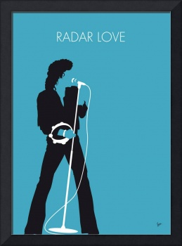 No115 MY Golden Earring Minimal Music poster