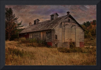 Aged Rural Vermont Beauty