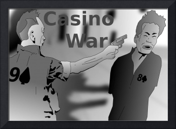 Casino War Propaganda of Saigon Execution