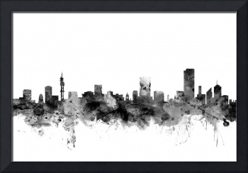 Pretoria South Africa Skyline