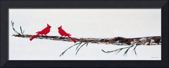 Decorative Cardinals A101216