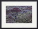 Painted Hills 3 by Ken Dietz