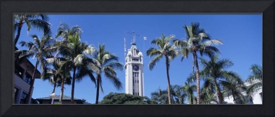 Aloha Tower Honolulu HI