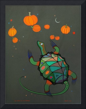 The Turtle and the Pumpkins