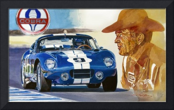 COBRA DAYTONA CARROLL SHELBY