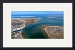 New Break at Chatham, Cape Cod Aerial by Christopher Seufert