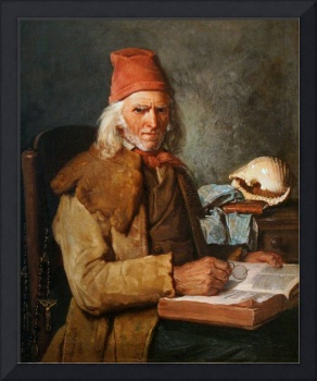 Jean-Jacques Monanteuil - The Old Schoolmaster 185