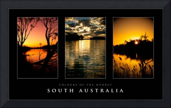Colours of the Murray