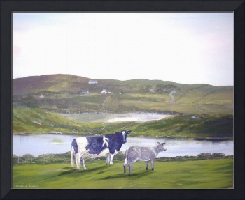 richards cow and calf