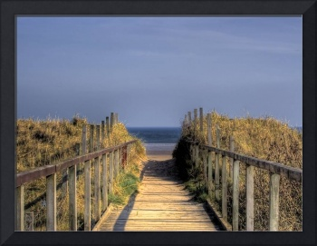 Pathway to Tranquility?