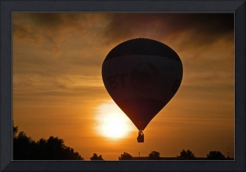 Sunset Ballon