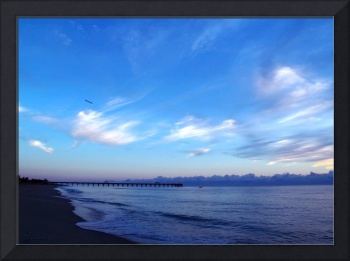 Seascape Sunrise Juno Beach Florida C6
