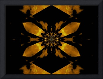 Fire Lotus Golden Yellow 2