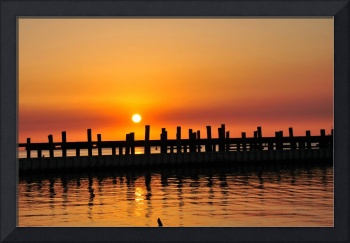 Sunset - Gulf Shores