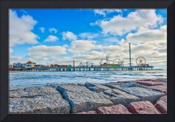 Pleasure Pier in Galveston D822290