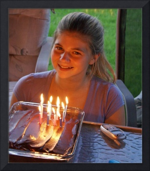 Happy 14th Birthday - Tayler