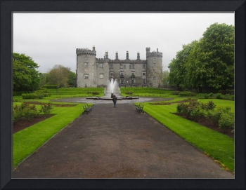 Kilkenny Castle in Kilkenny City, Ireland