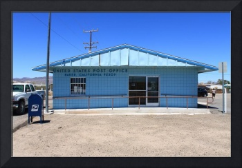 Baker, California - Post Office