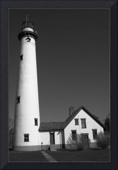 Lighthouse - Presque Isle, Michigan 2010