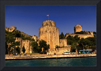 Walls of Constantinople - Istanbul