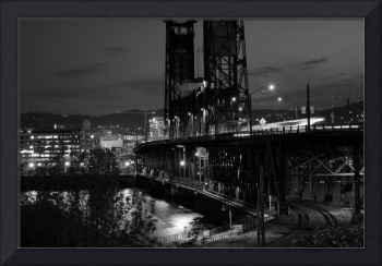 Steel Bridge, Portland, Oregon