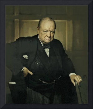 Winston Churchill, Prime Minister of UK, 1941 3