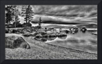 Sand Harbor Tahoe