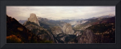Panoramic Yosemite