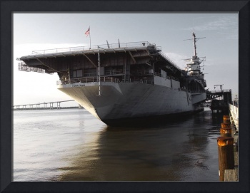 USS Yorktown Mount Pleasant SC Photo by Ginette