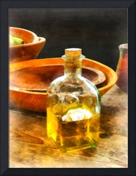 Decanter of Oil