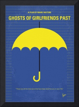 No839 My Ghosts of Girlfriends Past minimal movie