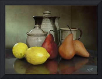 Pears and Lemons