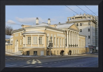 A house of the Russian decembrist