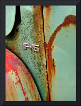 Ford F5 Abstract