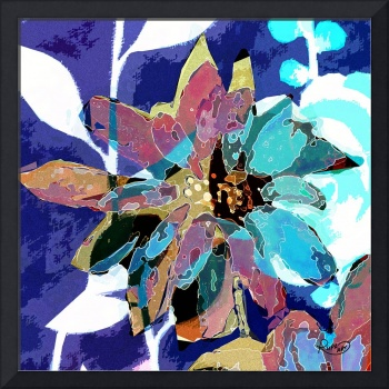Abstract Flower Three