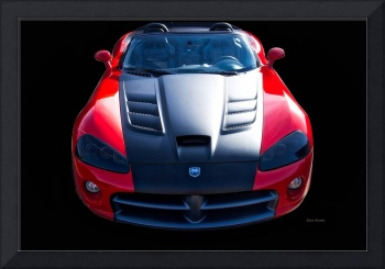 Dodge Viper Roadster  'Bonnet'