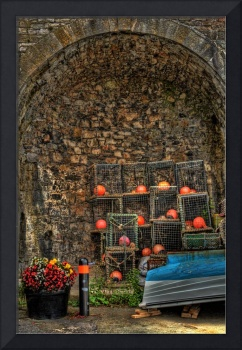 Lobster Pot Archway