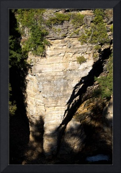 Elephant Rock at Ausable Chasm