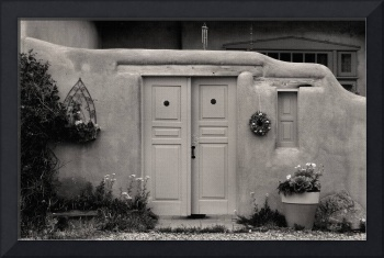 Old Taos Doorway