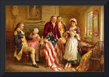 AMERICA'S FIRST FLAG
